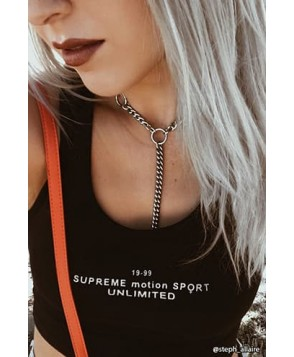 Forever 21 Active Supreme Graphic Tank Top