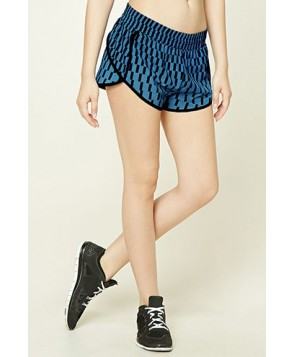 Forever 21  Active Geo Print Shorts