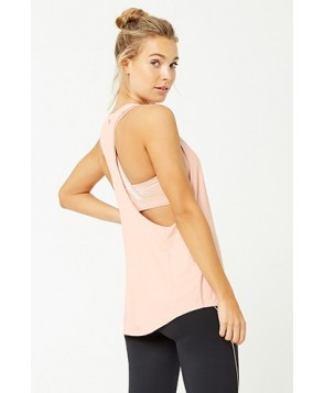 Forever 21  Active Racerback Tank Top
