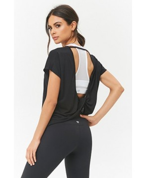 Forever 21  Active Twisted Back Tee