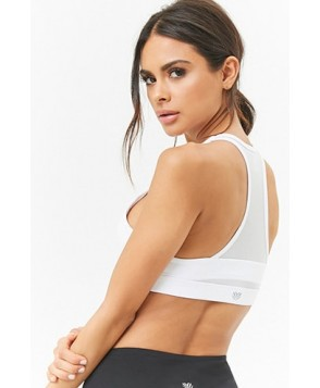 Forever 21  Medium Impact - Racerback Sports Bra