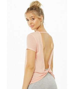 Forever 21  Active Open-Back Tee