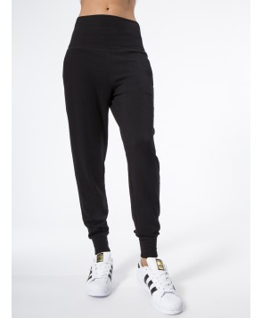 Carbon38 Cozy Fleece Foldover Sweatpant