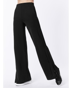 Carbon38 Wide Leg Trouser