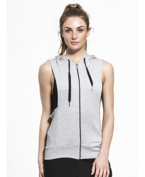 Carbon38 Vest Behavior Hoodie