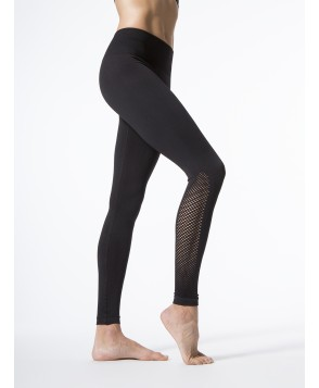 Carbon38 Ankle Mesh Seamless Legging