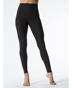 Carbon38 Can't Quilt You High Waisted Long Legging