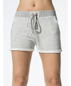Carbon38 Lace Up Shorts