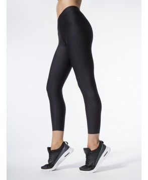 Carbon38 Sprinter Lux Hidden Leopard Pixelate Leggings