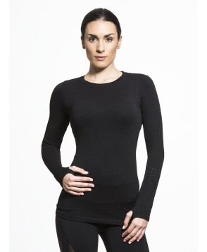 Carbon38 Exhale Long Sleeve Top