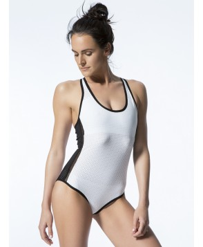 Carbon38 Arabesque Bodysuit