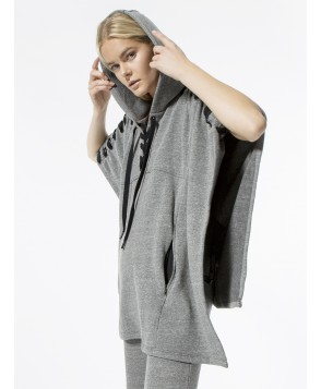 Carbon38 Hooded Poncho