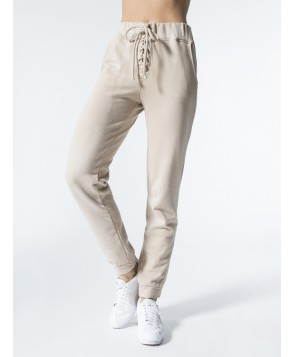 Carbon38 Lace up Sweatpants