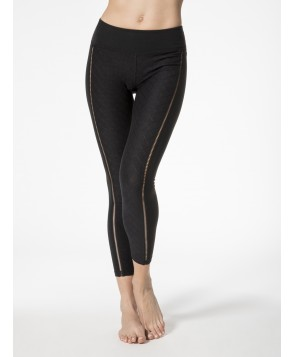 Carbon38 Never Quilt It Midi Legging