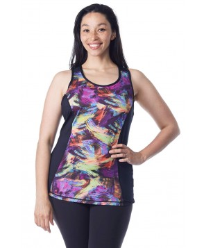 Rainbeau Curves Juliana Print Tank
