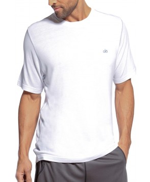 Alo Yoga Bamboo Short Sleeve Tee