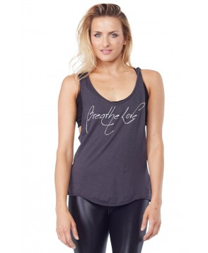 Be Love Breathe Love Festival Tank