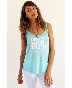 Be Love Love & Truth Flow Tank