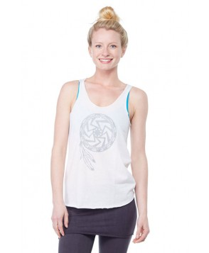 Be Love Soul Shield Racer Tank