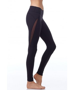 Beyond Yoga Wave Mesh Legging