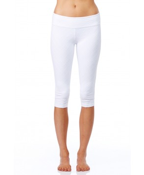 Beyond Yoga Quilted Essential Capri