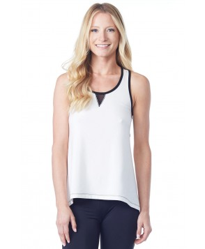 Chichi Active Eliza French Terry Tank