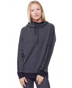 Chichi Active Audrey Hooded Sweatshirt