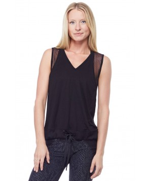 Chichi Active Charlize V-Neck Tank