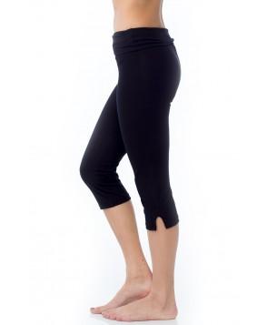 Sandra McCray Crop Foldover Pant