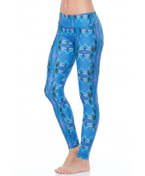 Daughters of Culture Neon Galaxy Divine Legging