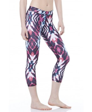 Electric & Rose Electric Tie Dye Shell Legging