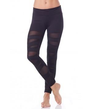 Electric Yoga Ballerina Lace Ups Legging