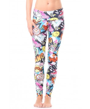 Emily Hsu Bang Bang Graffiti Legging