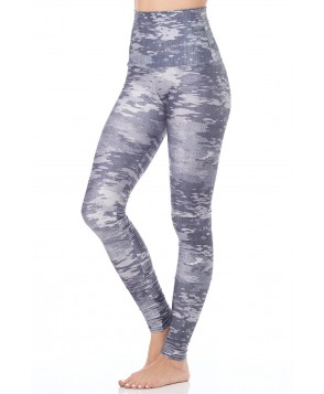 Emily Hsu Graphite Warrior Long Legging