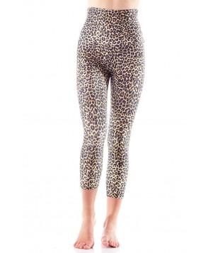 Emily Hsu Leopard Capri