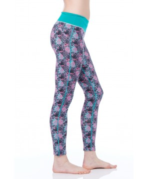 Green Apple Free Flow Legging
