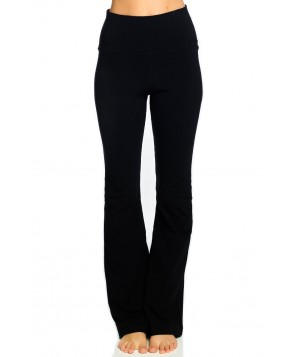 Hard Tail Rolldown Bootleg Flare Pant