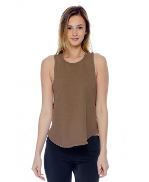 Joah Brown French Terry Lazy Day Tank