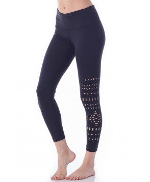 KiraGrace Warrior Laser Cut Legging