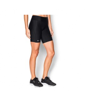 "Under Armour Women's  Authentic 7"" Compression Shorts"