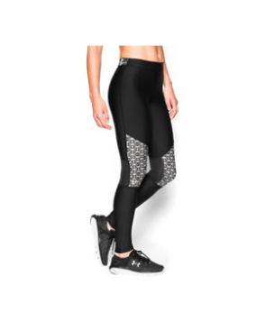 Under Armour Women's  HeatGear Armour Print Inset