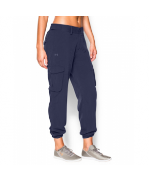 Under Armour Women's  Slim Air Woven Cargo Pants