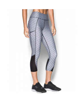 Under Armour Women's  Fly-By Printed Capris