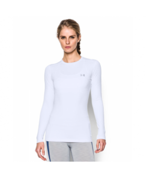 Under Armour Women's ColdGear Fitted Long Sleeve Crew