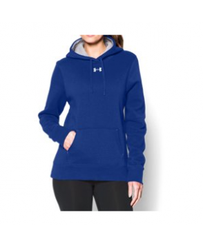 Under Armour Women's  Team Rival Fleece Hoodie