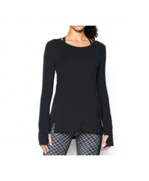 Under Armour Women's  Studio Oversized Long Sleeve