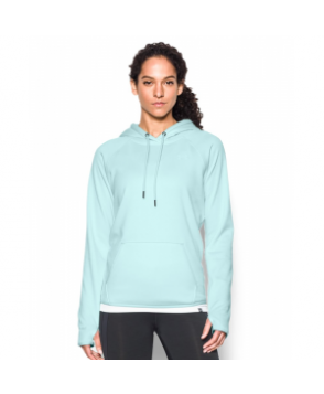 Under Armour Women's  Storm Armour Fleece Logo Twist Hoodie