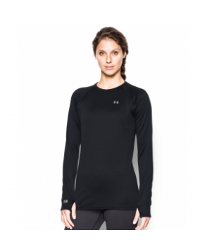 Under Armour Women's  Base 3.0 Crew Long Sleeve