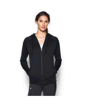 Under Armour Women's  Storm Armour Fleece Lightweight Full Zip Hoodie