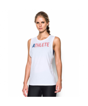 Under Armour Women's  USA Athlete Muscle Tank